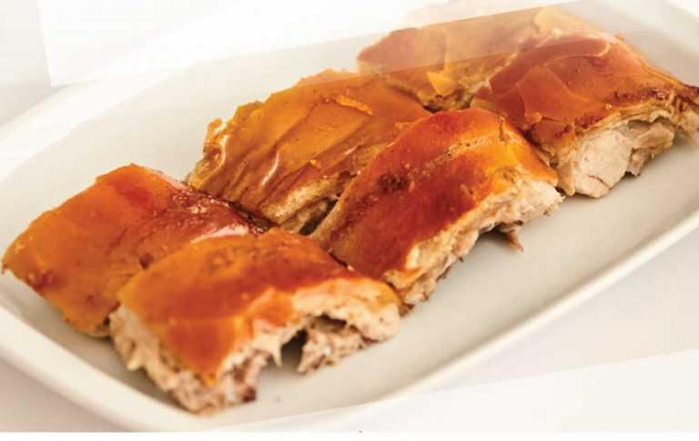 Jornal Campeão: Mealhada abre o apetite com o leitão assado