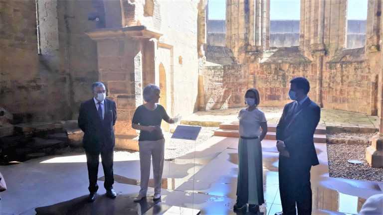 Jornal Campeão: Mosteiro de Santa Clara-a-Velha em obras até 2021