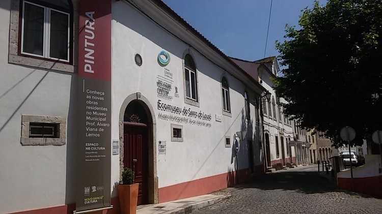 Jornal Campeão: Museu da Lousã recebe obras da colecção do Novo Banco
