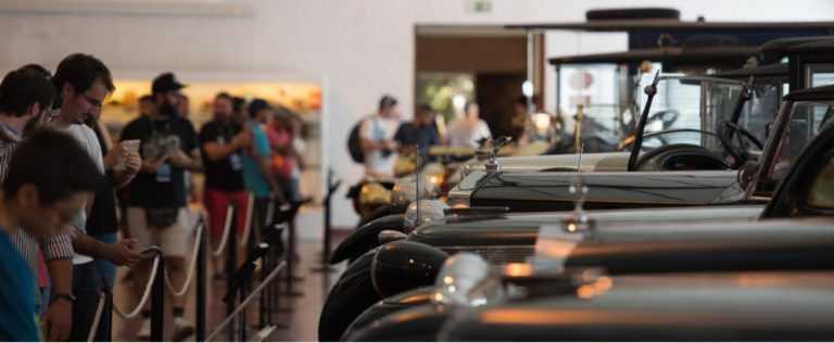 Jornal Campeão: Museu do Caramulo reabre com entrada livre para profissionais de saúde
