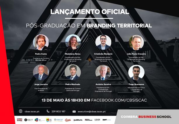 Jornal Campeão: Coimbra Business School lança Pós-Graduação em Branding Territorial