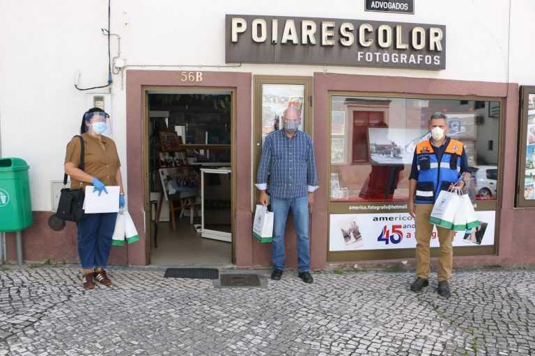 Jornal Campeão: Poiares apoia a reabertura do comércio local ao público
