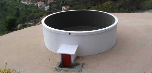 Jornal Campeão: Arganil apoia construção de reservatório de água para combate a incêndios