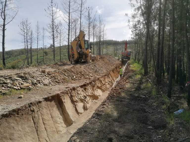 Jornal Campeão: Arganil contemplado com 2,6 milhões para melhorar abastecimento de água