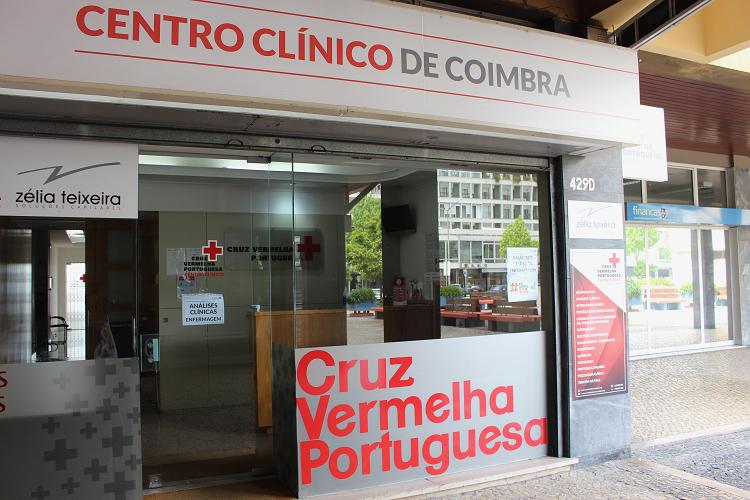 Jornal Campeão: Clínica da Cruz Vermelha de Coimbra com horário alargado