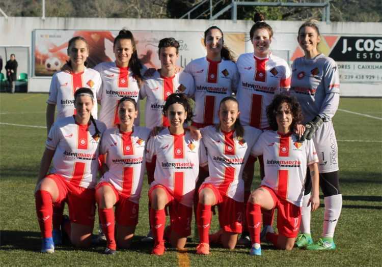 Jornal Campeão: Futebol feminino: Clube Condeixa sobe à 1.ª Divisão