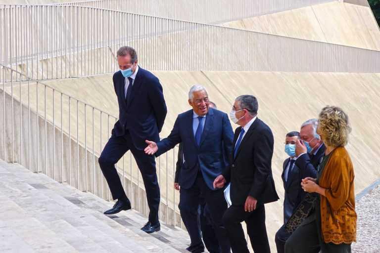 Jornal Campeão: Primeiro-ministro reuniu hoje com Associação de Municípios em Coimbra