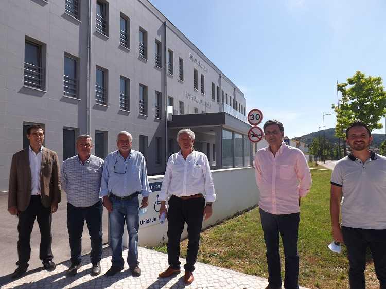 Jornal Campeão: Miranda do Corvo: Juntas de Freguesia unem esforços para abrir Hospital Compaixão