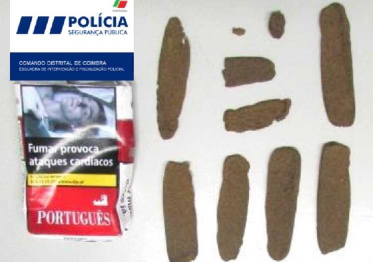 Jornal Campeão: PSP deteve homem em Coimbra por tráfico de droga
