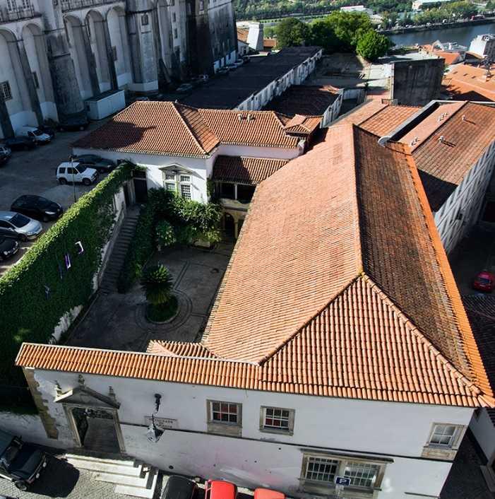 Jornal Campeão: Siza Vieira apresenta projecto de arquitectura da futura Biblioteca da FDUC