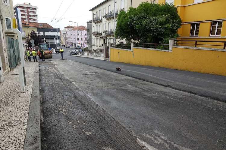 Jornal Campeão: CMC prossegue na Av. Fernão de Magalhães a repavimentação de ruas