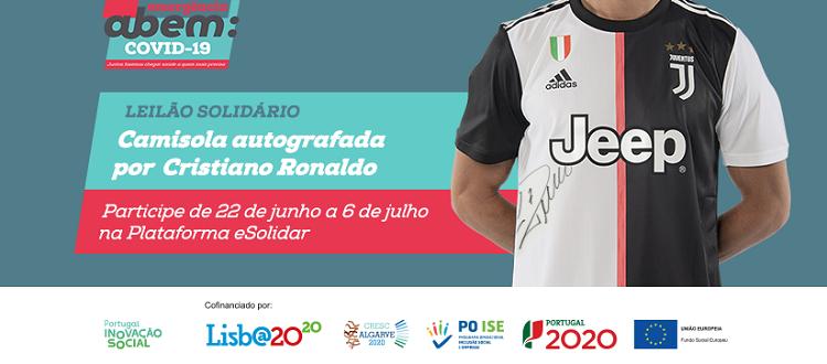 Jornal Campeão: Programa Abem lança campanha no âmbito da covid-19 com a ajuda de Cristiano Ronaldo