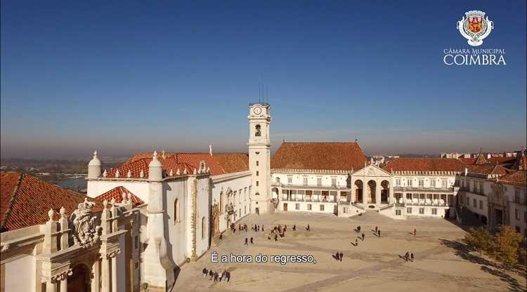 Jornal Campeão: Coimbra lança campanha de promoção turística