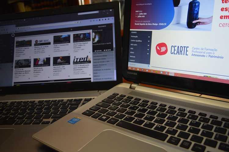 Jornal Campeão: CEARTE promove cursos gratuitos para ultrapassar impactos da covid-19