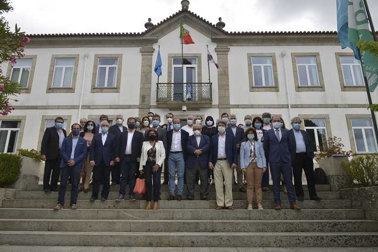 Jornal Campeão: Região de Coimbra quer aeroporto, MetroBus e afirmação da saúde
