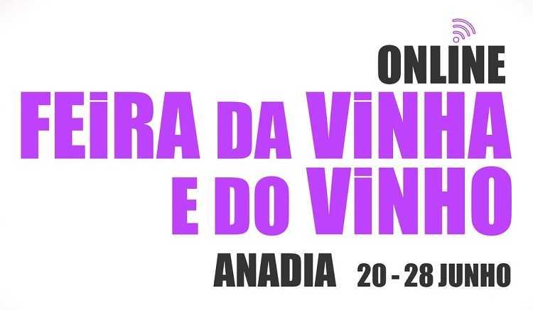 Jornal Campeão: Feira da Vinha e do Vinho de Anadia começa hoje em versão digital