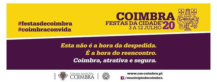 Jornal Campeão: Conheça todo o programa das Festas da Cidade de Coimbra
