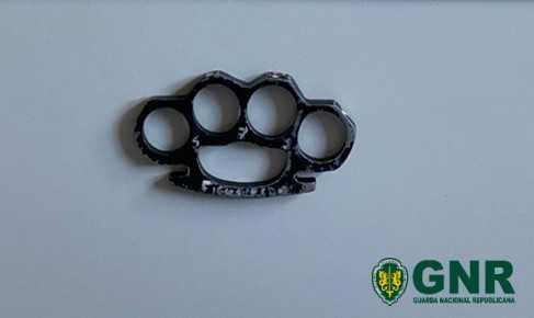Jornal Campeão: Detido em Coimbra por posse de arma proibida