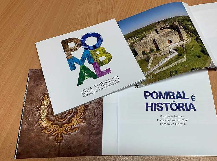 Jornal Campeão: Pombal lança novo guia turístico