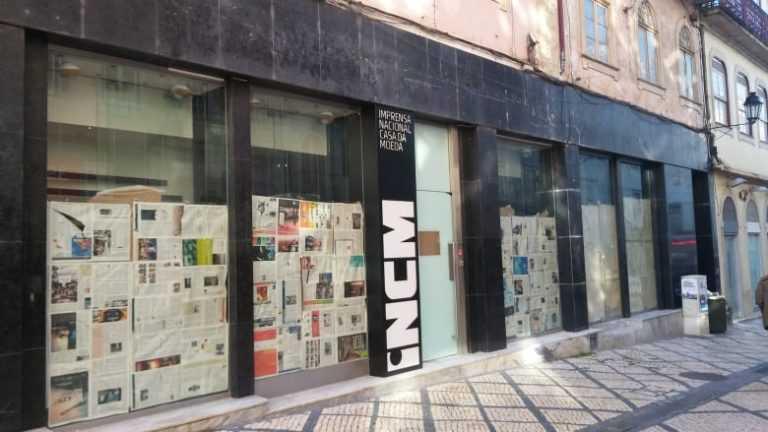 Jornal Campeão: Imprensa Nacional – Casa da Moeda apresenta nova loja de Coimbra