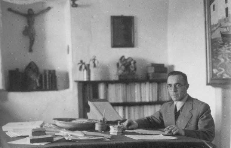 Jornal Campeão: Biblioteca de Coimbra com mostra bibliográfica de José Régio