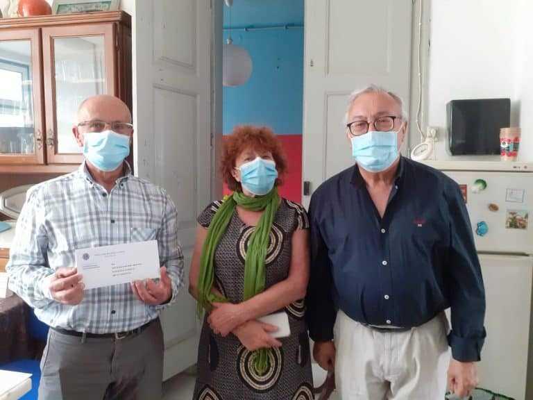 Jornal Campeão: Figueira da Foz: Lions de Santa Catarina apoia a CASA