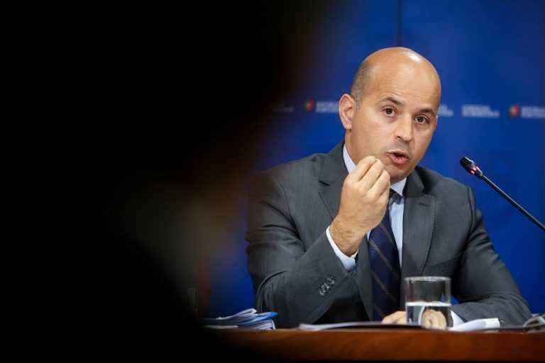 Jornal Campeão: João Leão substitui Mário Centeno como ministro de Estado e das Finanças
