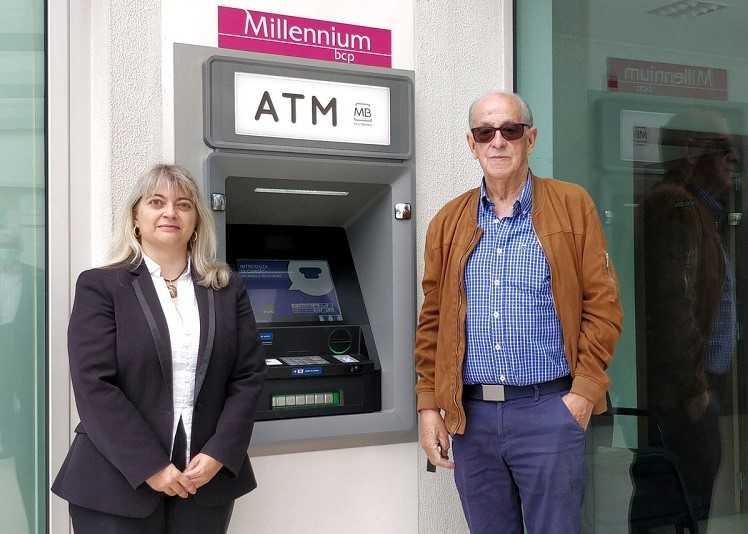 Jornal Campeão: Junta de Freguesia dos Olivais com novo terminal de multibanco