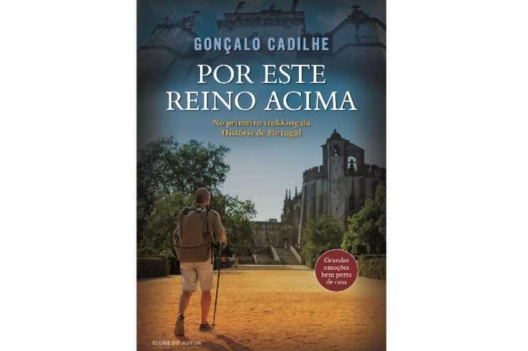"""Jornal Campeão: Gonçalo Cadilhe publica novo livro sobre """"o reino"""" entre Lisboa e Coimbra"""