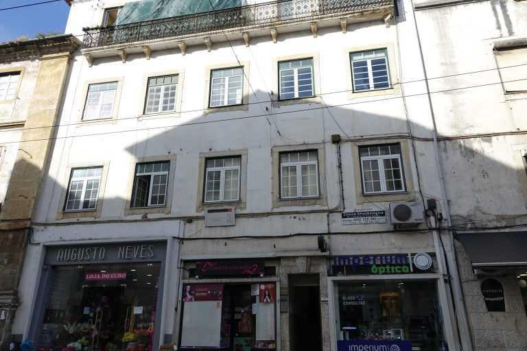 Jornal Campeão: Câmara de Coimbra exerce direito de preferência sobre prédio na rua da Sofia