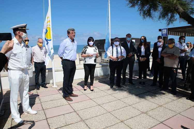 Jornal Campeão: Praia da Tocha distinguida com Bandeira Azul pelo 30.º ano