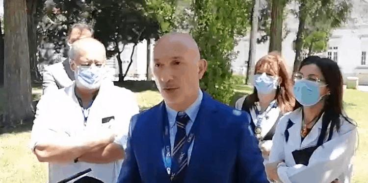 Jornal Campeão: Novo presidente do CHUC mantém o rumo em relação aos Covões