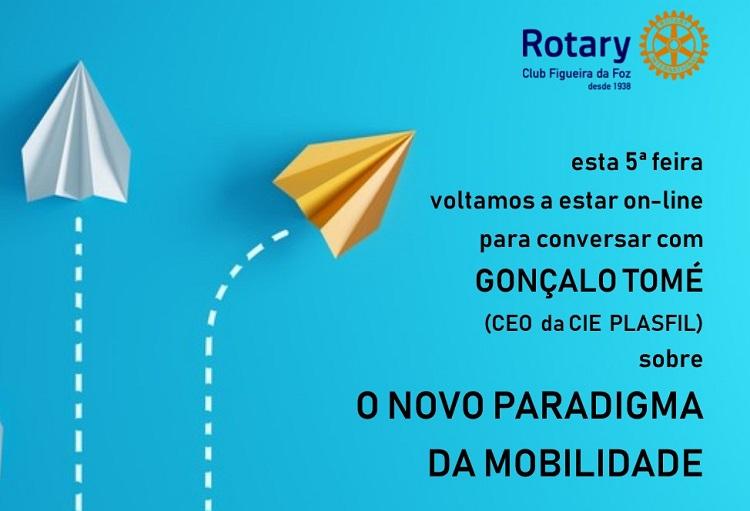 Jornal Campeão: Rotary Club da Figueira da Foz promove palestra sobre mobilidade