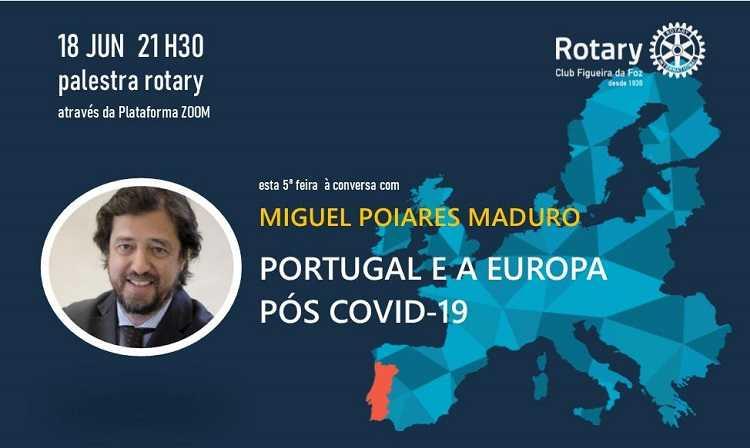 Jornal Campeão: Rotary Club da Figueira da Foz promove palestra sobre a situação económica