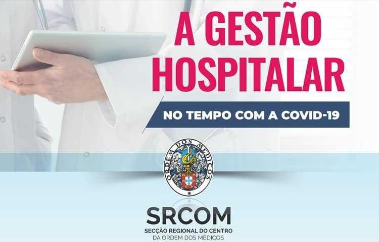 Jornal Campeão: Médicos do Centro debatem gestão hospitalar com a covid-19