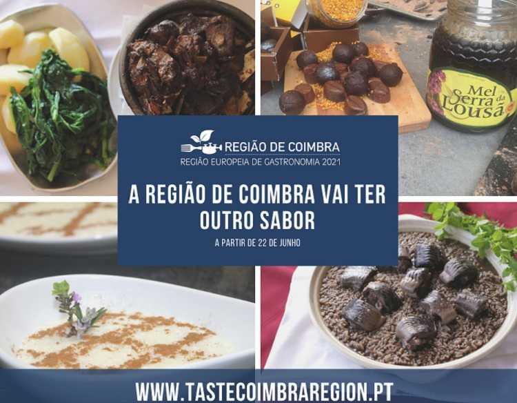 Jornal Campeão: Região de Coimbra dá a conhecer o melhor da sua gastronomia