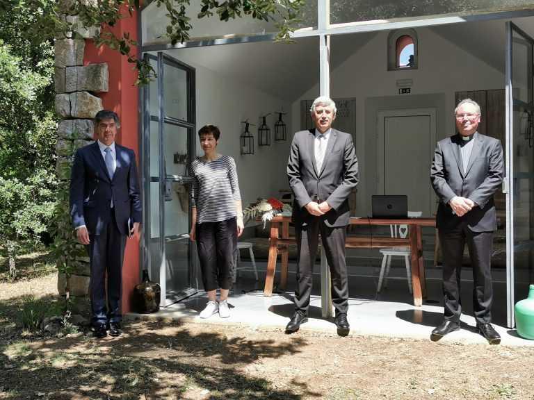 Jornal Campeão: Turismo do Centro promove Caminhos da Fé e da Espiritualidade