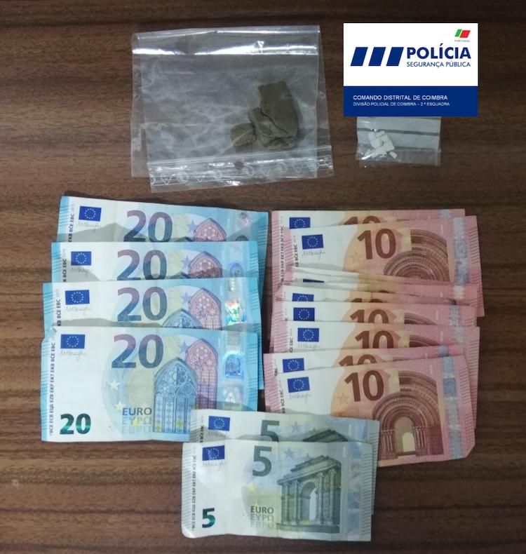 Jornal Campeão: PSP deteve homem por tráfico de droga e outro por condução com álcool