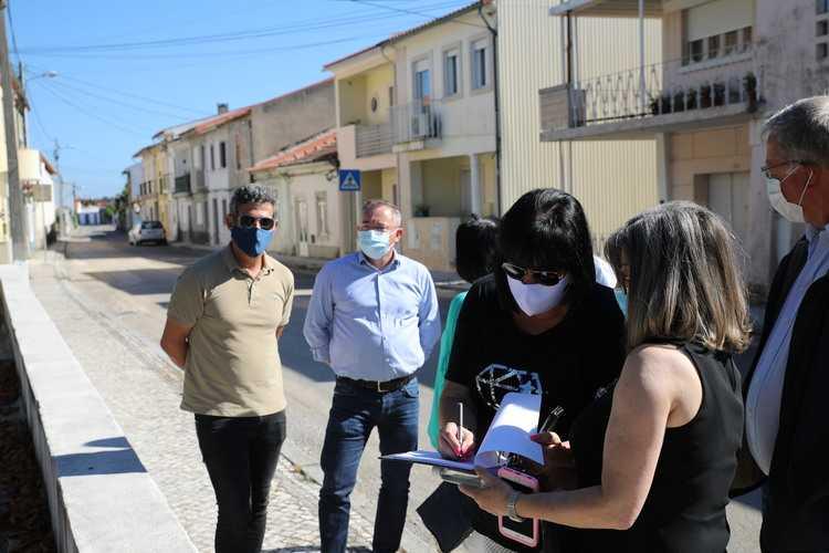 Jornal Campeão: Cantanhede assina auto de consignação para reabilitação de ruas