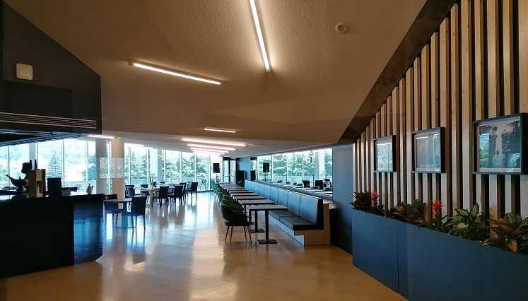 Jornal Campeão: Convento de S. Francisco já tem cafetaria e livraria