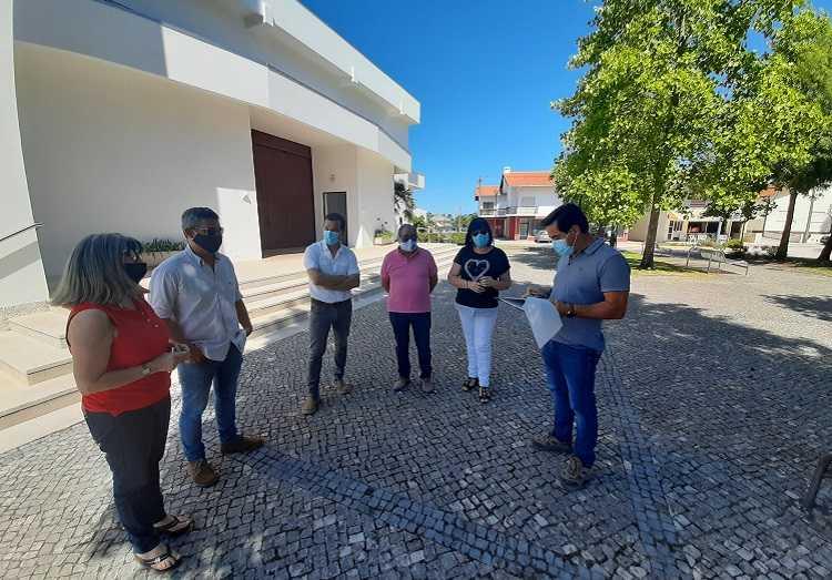 Jornal Campeão: Cantanhede vai requalificar estradas em Vilamar e Corticeiro de Cima