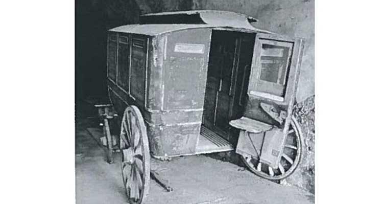 Jornal Campeão: Carruagem celular à guarda da prisão de Coimbra vai ser restaurada