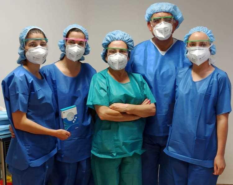 Jornal Campeão: Cirurgiões de Coimbra inovam no tratamento em doentes com cataratas