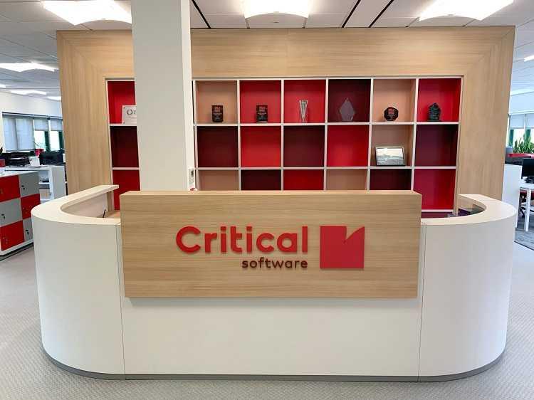 Jornal Campeão: Critical Software recebe prémio internacional e expande operações no Reino Unido