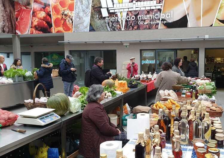 Jornal Campeão: Mercado em Oliveira do Hospital completa 10 anos de existência