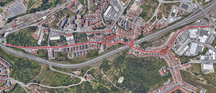 Jornal Campeão: Águas de Coimbra condicionam trânsito em Eiras até Maio de 2021