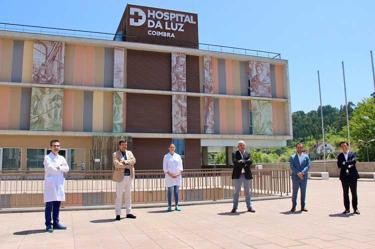 Jornal Campeão: Covid-19: Médicos do Centro destacam desempenho do Hospital da Luz Coimbra