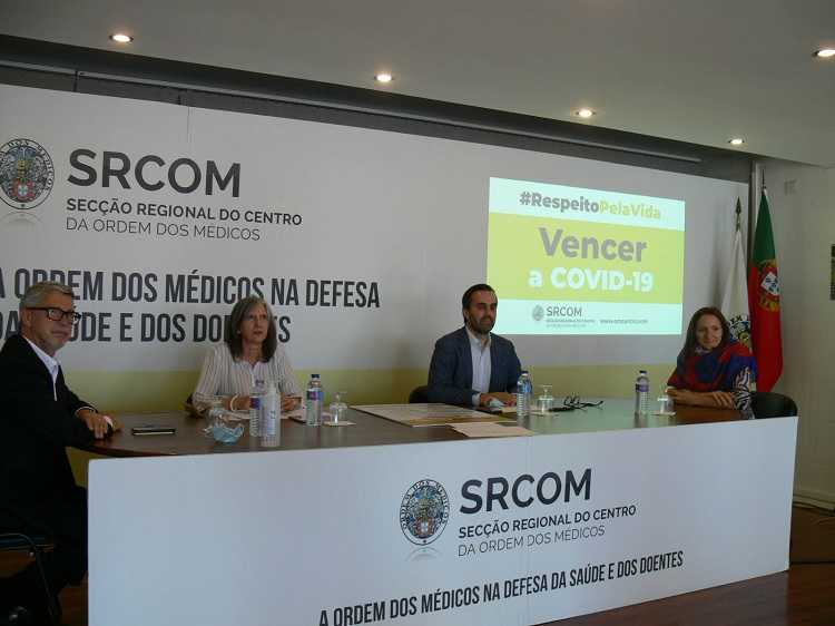 Jornal Campeão: Médicos do Centro sensibilizam para cumprimento de regras da DGS