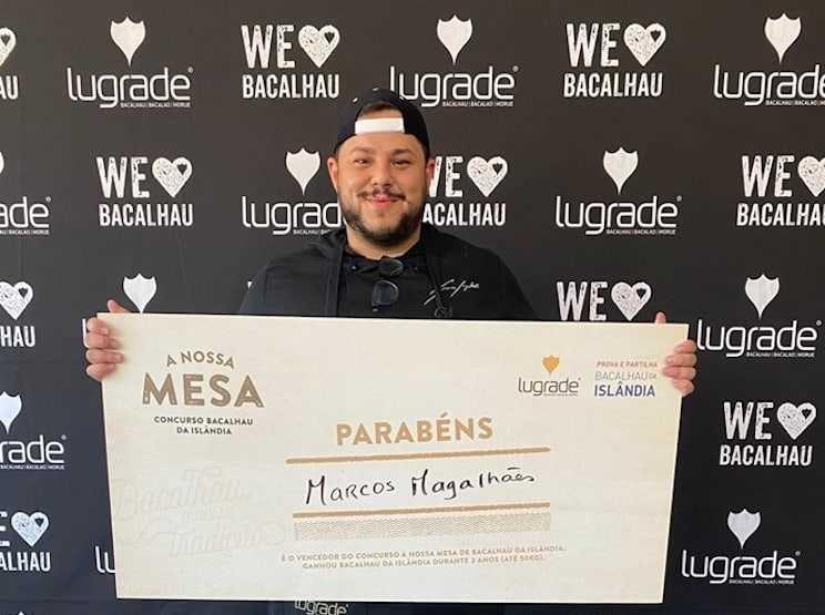 """Jornal Campeão: Ex-aluno da Escola de Hotelaria e Turismode Coimbra vence concurso """"A Nossa Mesa"""""""