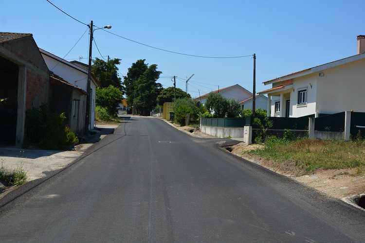 Jornal Campeão: Ruas de Meãs do Campo têm novos pavimentos